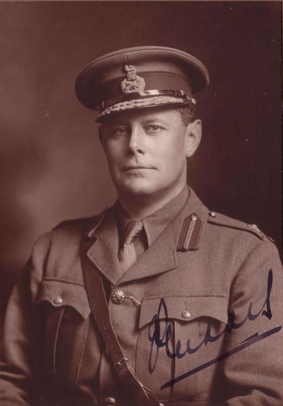 18.7.c Sir Eric Campbell Geddes