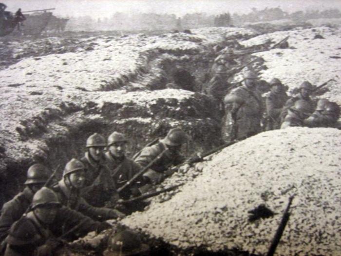 27.7a  WWI Trench Warfare