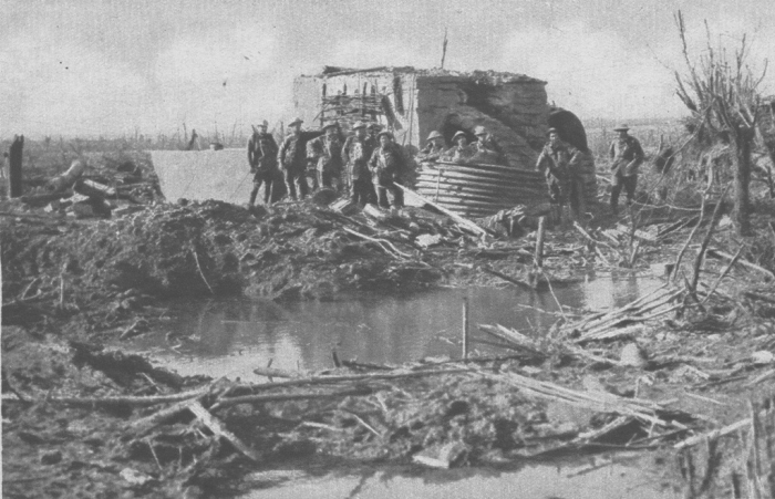 11.8.a The Battle of Passchendaele (3rd Ypres), 1917