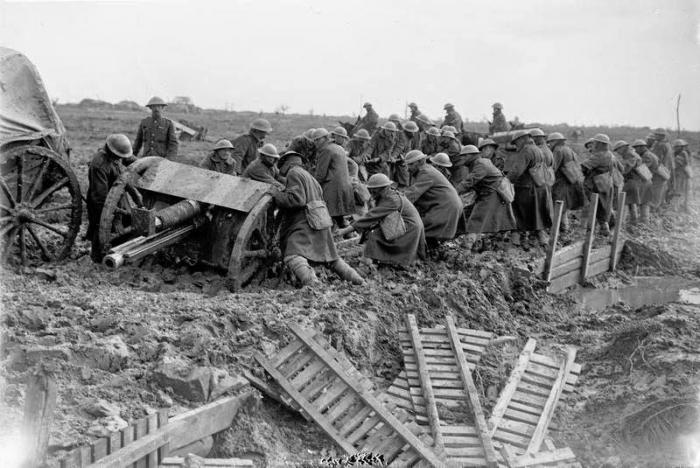 13.9.a France guns mud