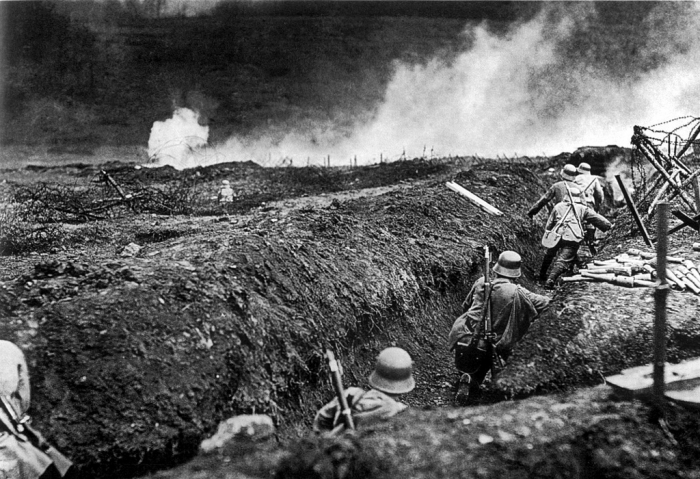 14.7.a german trench