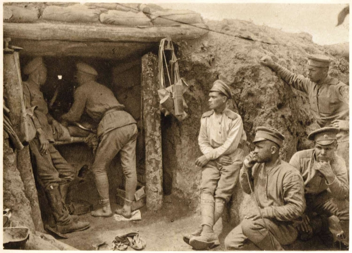 2.7 ZBOROV_operny_bod_Kata_s_gulometom_24_6_1917