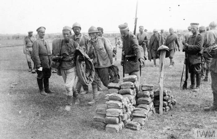 THE BATTLE OF MARASESTI, AUGUST-SEPTEMBER 1917