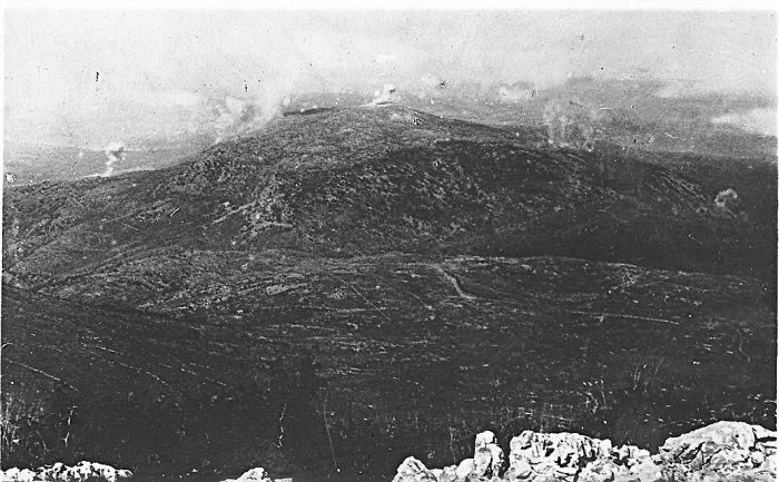 31.8.bb Monte San Gabriele 10.-15.9.1917 Wiedereroberung