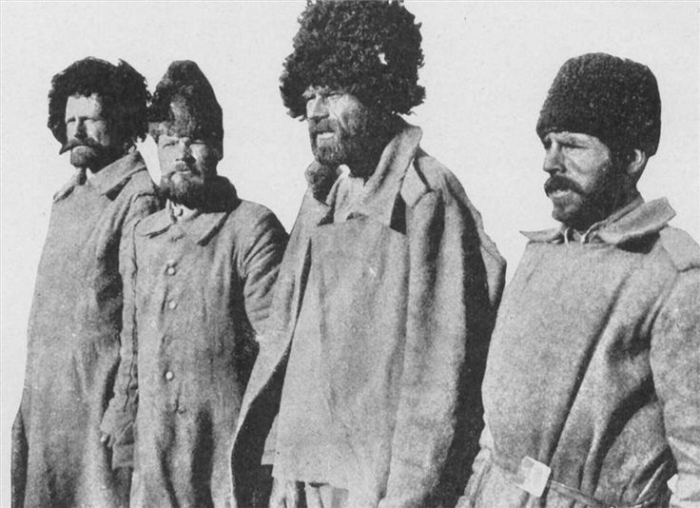 4.8.a Imperial Russian Army POWs captured