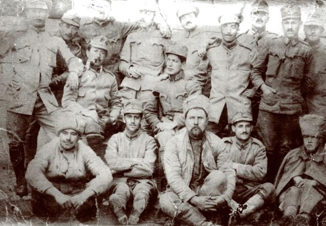 8.8.b volunteer-corps-romania-romanian-soldiers-men-romanians-first-world-war