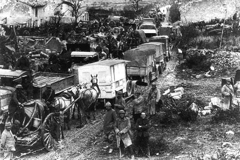 9.9.a Doughboys in the Meuse 1917