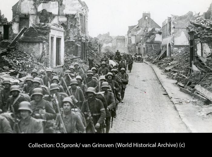 24.3b Bapaume 1918