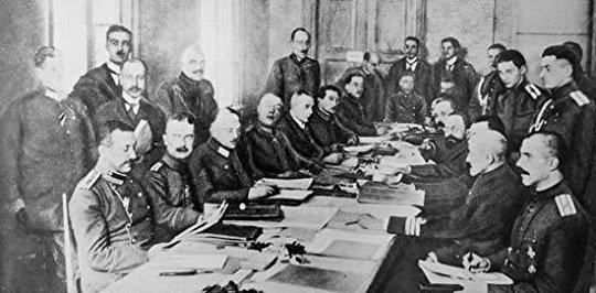 10.1.b The treaties of Brest-Litovsk