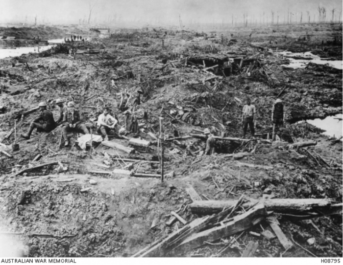 12.2a Passchendaele 1918