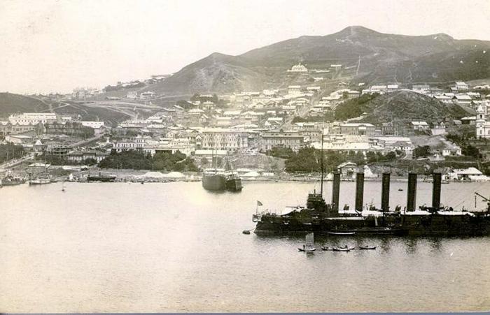 14.1.aa  Vladivostok Port