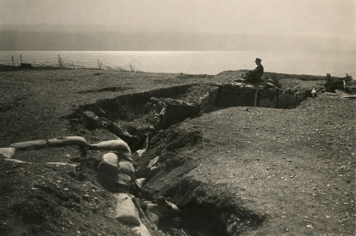 14.2b Turkish_trenches_at_Dead_Sea2