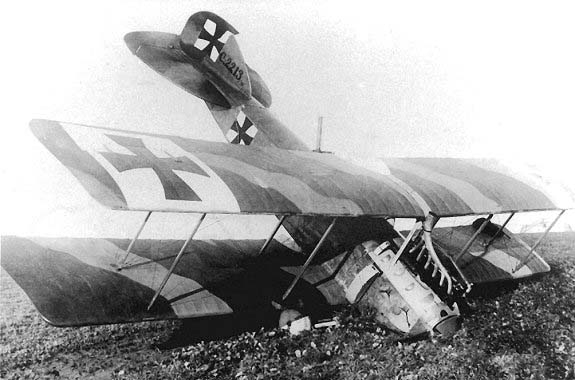 14.3b Air crash WW1 2