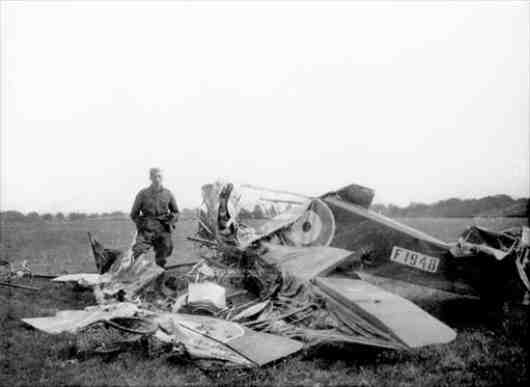 14.3b Air crash WW1 4