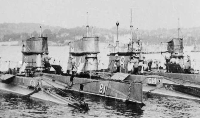 15.2 Royal Navy ships of World War 1