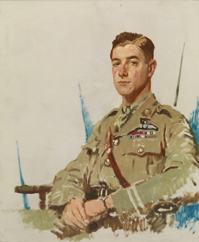 16.2b J_B_McCudden_VC_by_William_Orpen
