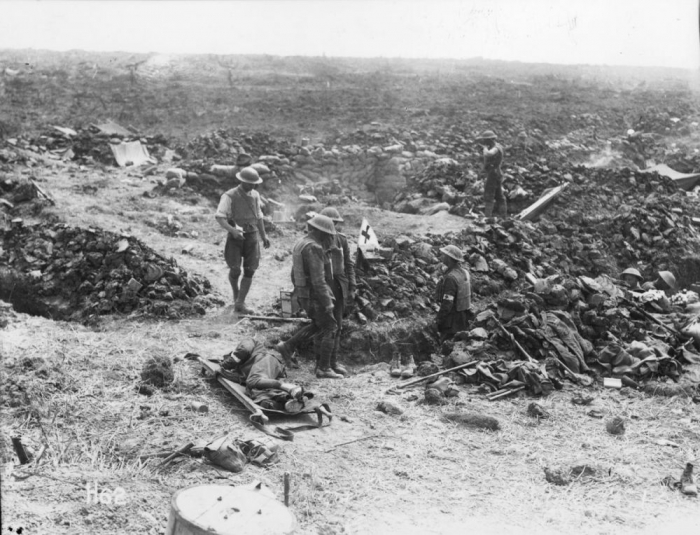 16.3a Western Front-1918