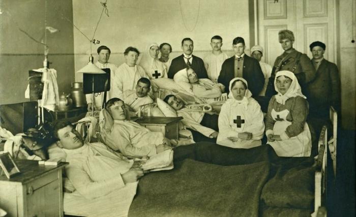 7.2b Red_Cross_hospital_in_Vyborg_1918