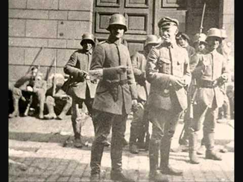 7.3c Suomen sisällissota, Finnish Civil War,1918