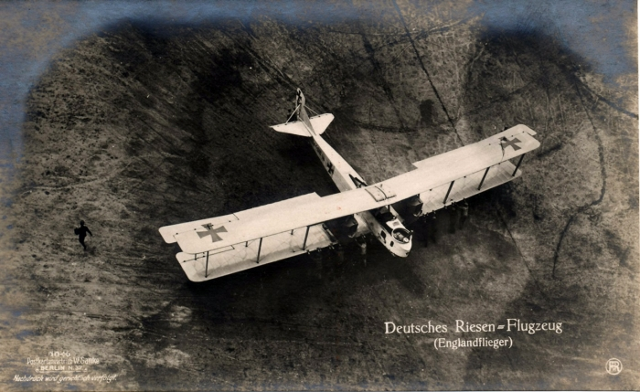 8.3bb Gotha-bomber
