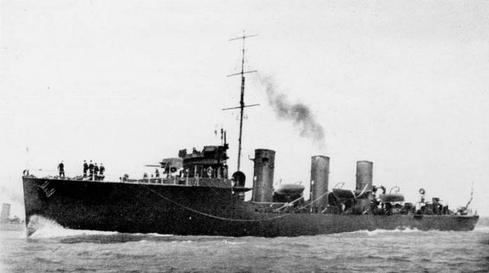 9.1.d HMS Racoon