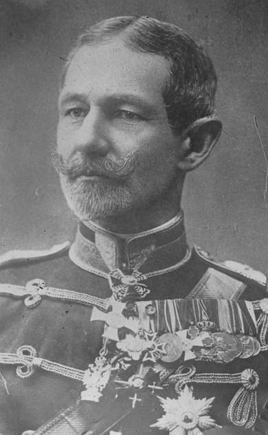 9.2b Le_général_Averescu,_commandant_du_1er_corps_d'armée_roumain