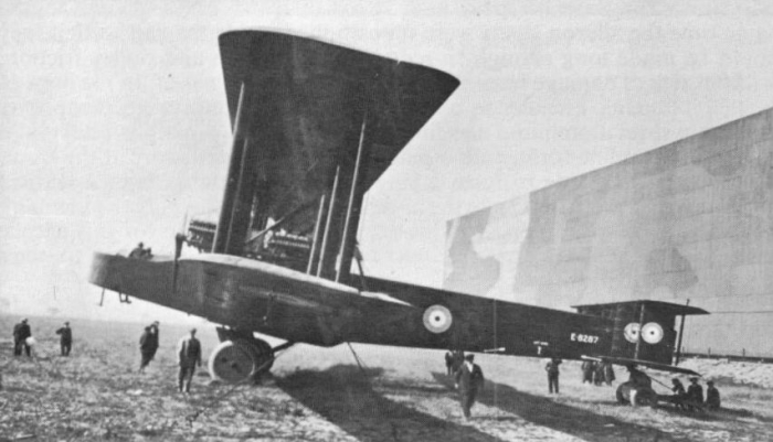 9.3a Handley Page V 1500