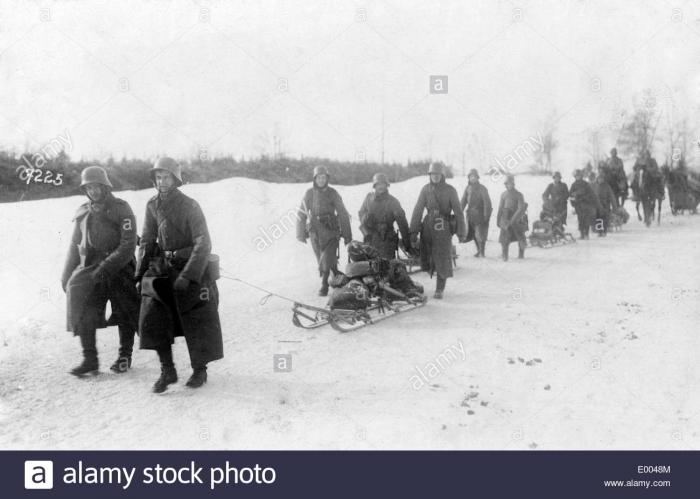 German troops in Estonia, 1918