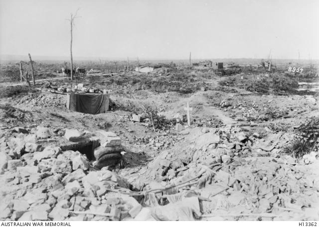 A1 Hollebeke 1918