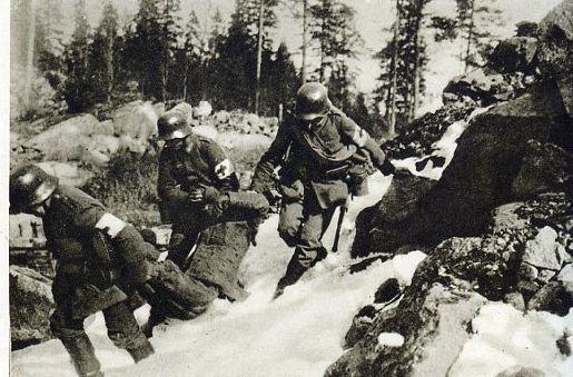 C1 German troops in Finland 1918