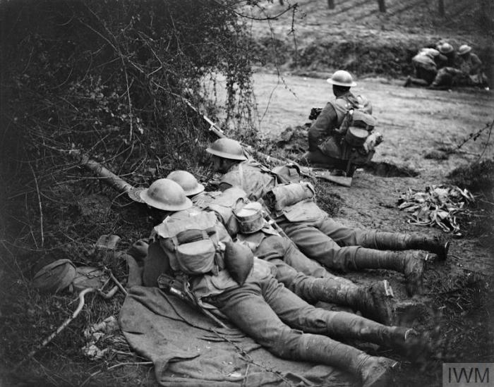 A1 Meteren MG Apr 1918