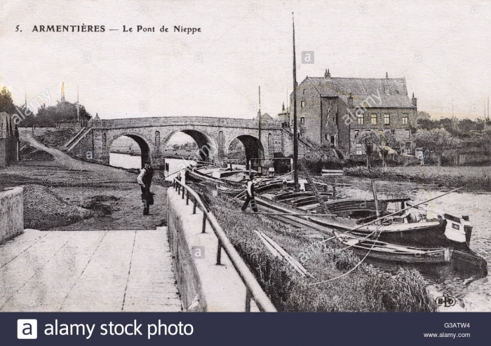 A1 armentieres-le-pont-de-nieppe-during-world-war-i-in-april-1918