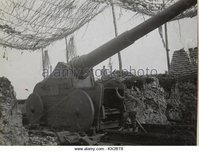 B1 artillery apr 1918