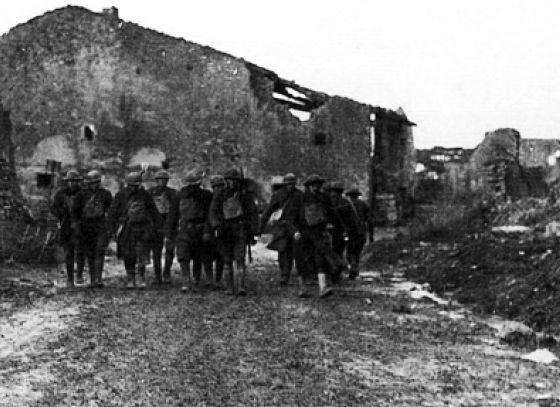 B2 American soldiers in Seicheprey