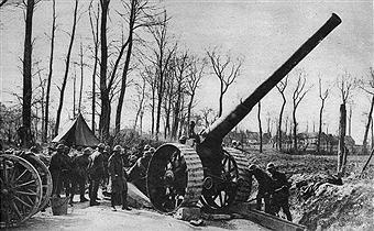 B2 artillery apr 1918