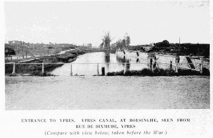 C1 Ypres-Comines at war