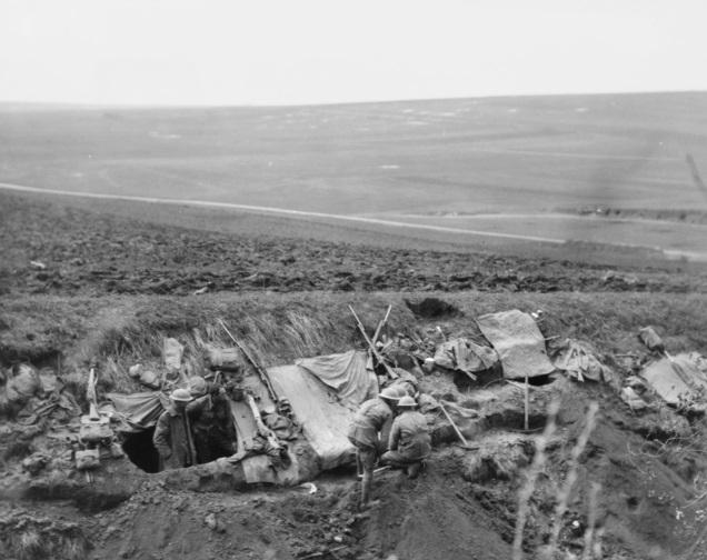 A1 Morlancourt_Ridge_1918