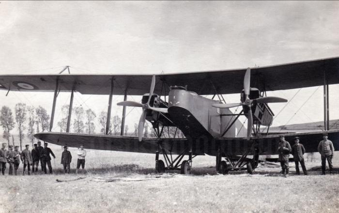 A1 british bombers illustrative