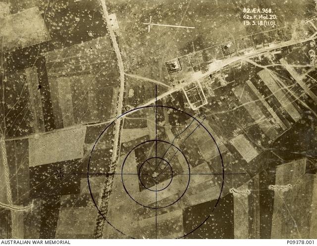 A2 Morlancourt aerial