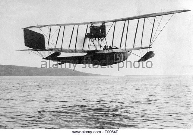 C2 austro-hungarian seaplane