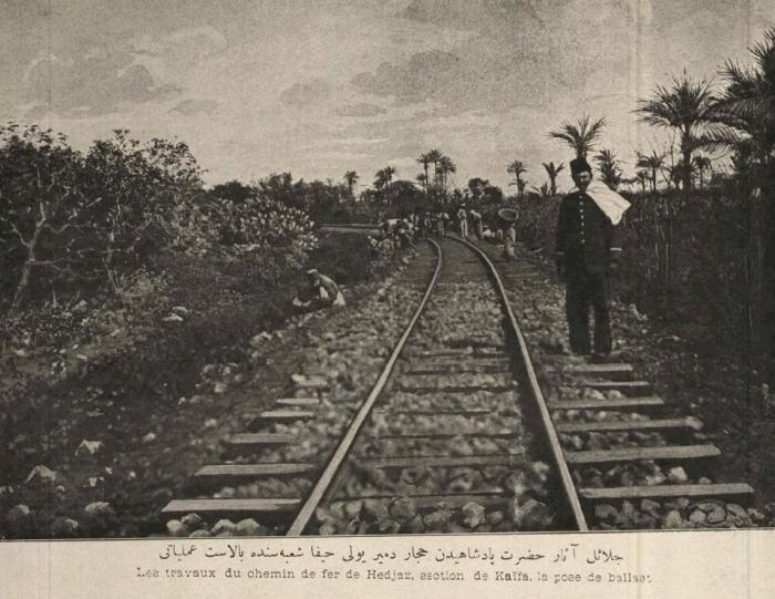 D1 Hejaz railway