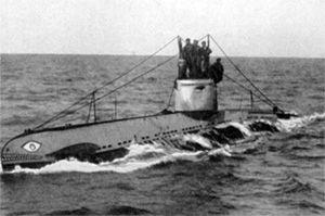 D2 German_submarine_SM_UB-16