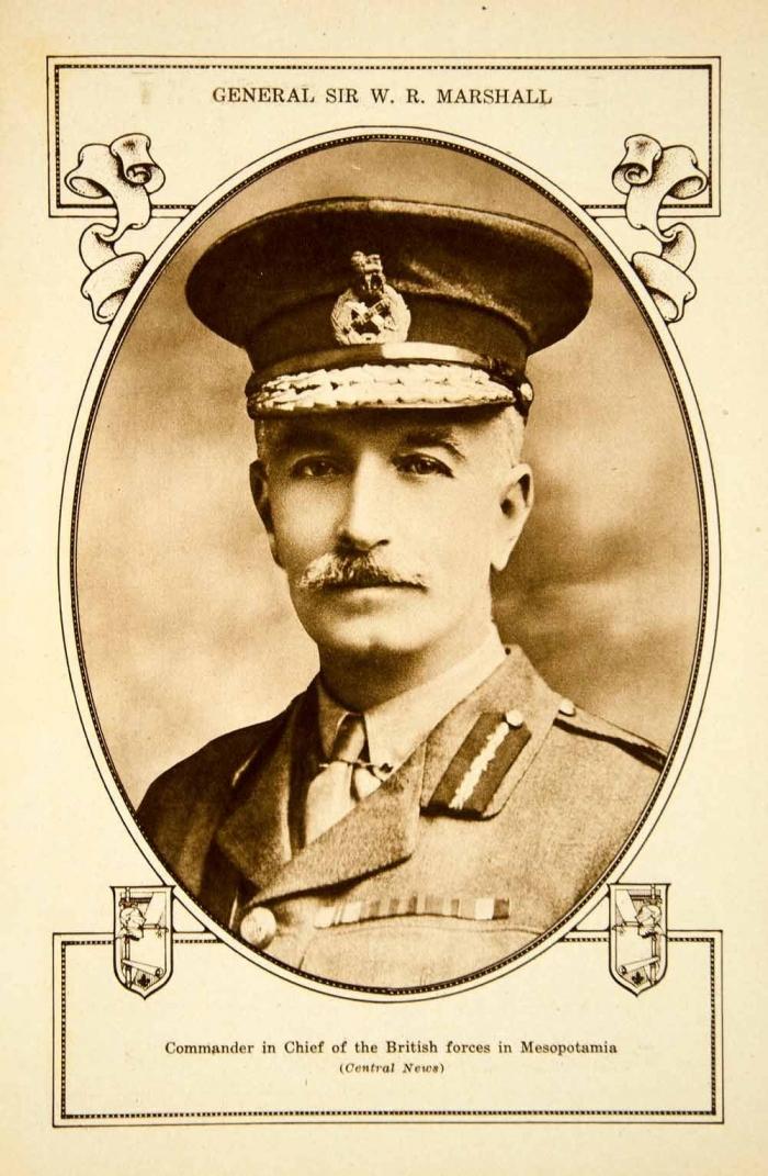 E1 General Sir Marshal