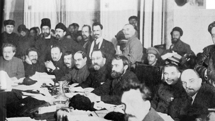 A1 Bolshevik government 1918