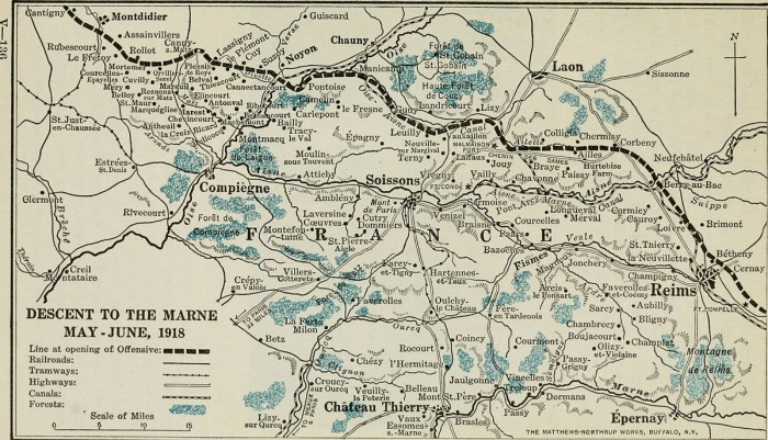 A1 Marne map