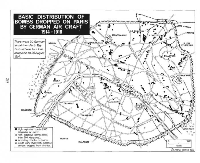 A1 paris-air-raids-map