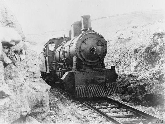 B1 Hejaz railway