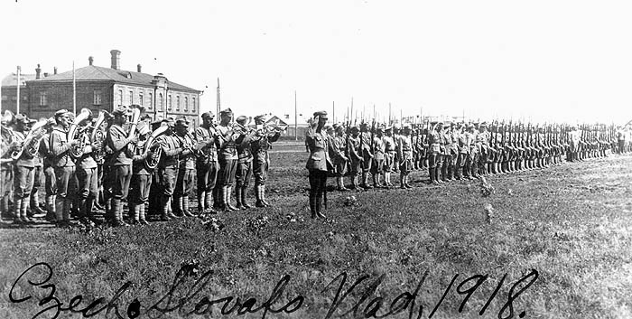 B1czechoslovak legion Czech_Troops
