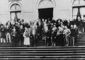 D1 Hague conference