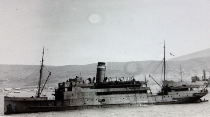 E1 1280px-Snaefell_pictured_on_war_service